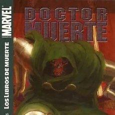 Comics: DOCTOR MUERTE: LOS LIBROS DE MUERTE - TOMO - PANINI. Lote 181170237