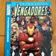 Cómics: VENGADORES LA INICIATIVA 1 - MOMENTO HERÓICO D1. Lote 181324865