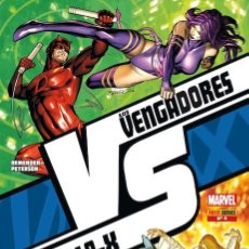 Cómics: VENGADORES VS PATRULLA X Nº 4. Lote 181449505