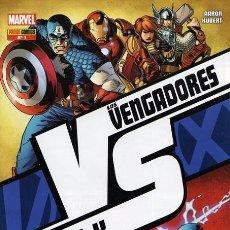 Cómics: VENGADORES VS PATRULLA X Nº 1. Lote 181449540