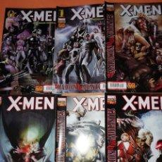 Cómics: X-MEN VOLUMEN 4 . PANINI . LA MALDICION DE LOS MUTANTES. NUMEROS 0,1,3,4,5 Y 6. BUEN ESTADO.. Lote 181468156