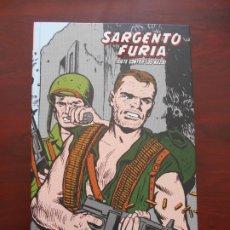 Cómics: SARGENTO FURIA - ¡SIETE CONTRA LOS NAZIS! - MARVEL LIMITED EDITION - PANINI - TAPA DURA (FG). Lote 181551233