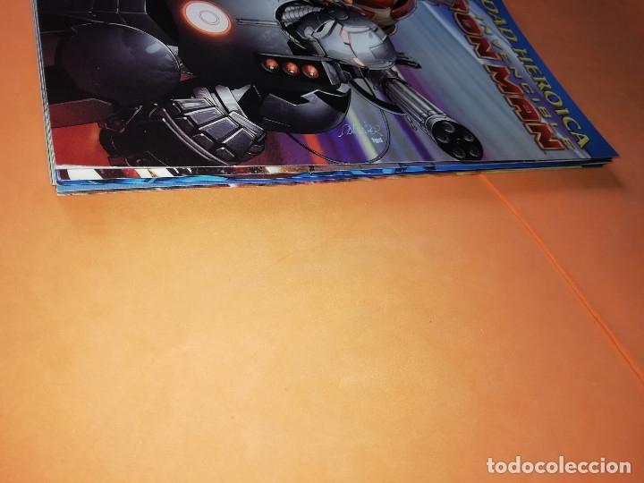 Cómics: LA EDAD HEROICA. IRON MAN ,C.AMERICA. PATRULLA X ,THOR, X-MEN Y NUEVOS VENGADORES.PANINI BUEN ESTADO - Foto 4 - 181561255