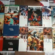 Comics: CIVIL WAR - 0 AL 7. Lote 181579971