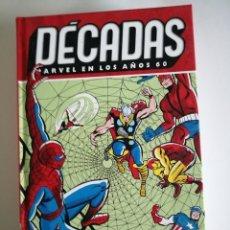 Cómics: DÉCADAS. MARVEL EN LOS AÑOS 60 SPIDERMAN EN EL UNIVERSO MARVEL. Lote 181767723