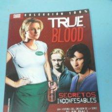 Cómics: TRUE BLOOD. SECRETOS INCONFESABLES. Lote 182075438