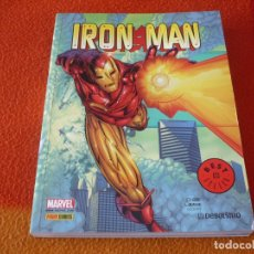 Cómics: IRON MAN ( KURT BUSIEK SEAN CHEN ) ¡MUY BUEN ESTADO! MARVEL PANINI DEBOLSILLO 2008 BEST SELLER. Lote 182178088