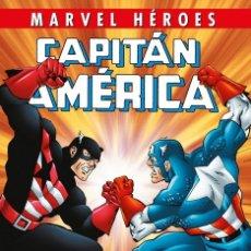 Cómics: CAPITÁN AMÉRICA DE MARK GRUENWALD 2 : EL CAPITÁN - PANINI MARVEL HEROES 96 / TAPA DURA. Lote 182290102