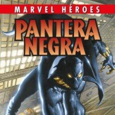 Cómics: PANTERA NEGRA DE CHRISTOPHER PRIEST 1 - PANINI / MARVEL HEROES 85 / TAPA DURA. Lote 182298903
