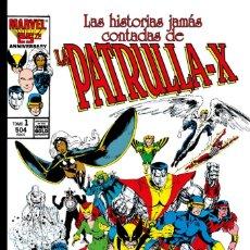Cómics: HISTORIAS JAMAS CONTADAS DE LA PATRULLA X. Lote 182306785