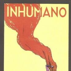Comics: INHUMANO VOL.1 - Nº 11 - 011 - PARTE 12: DESUNIÓN - PANINI -. Lote 182319612