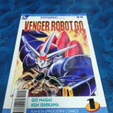 Cómics: VENGER ROBOT GO. NÚMERO 1. Lote 182473691
