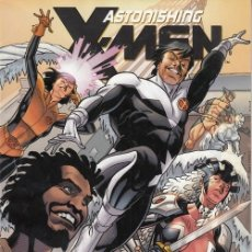 Comics: ASTONISHING X MEN - MARVEL PANINI - Nº 35. Lote 182483733