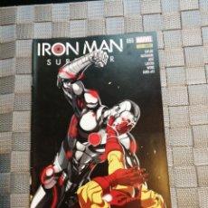 Cómics: INVENCIBLE IRON MAN VOL 2 Nº 55 / MARVEL PANINI - IRON MAN SUPERIOR. Lote 182495335