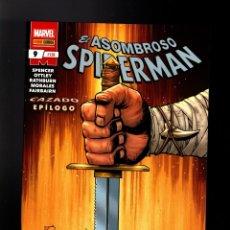 Cómics: ASOMBROSO SPIDERMAN 9 - PANINI / MARVEL GRAPA. Lote 182617807