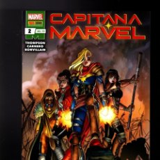 Cómics: CAPITANA MARVEL 2 - PANINI / MARVEL GRAPA. Lote 182618858