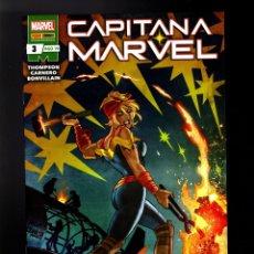 Cómics: CAPITANA MARVEL 3 - PANINI / MARVEL GRAPA. Lote 182618982