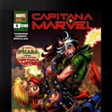 Cómics: CAPITANA MARVEL 4 - PANINI / MARVEL GRAPA. Lote 182619142