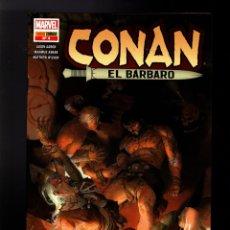 Cómics: CONAN EL BARBARO 4 - PANINI / MARVEL GRAPA. Lote 182619912