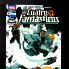 Cómics: CUATRO FANTASTICOS 11 - PANINI / MARVEL GRAPA. Lote 182620168