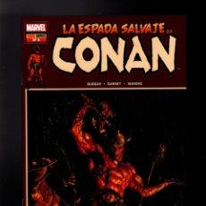 Cómics: ESPADA SALVAJE DE CONAN 3 - PANINI / MARVEL GRAPA . Lote 182629395