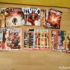 Cómics: LOTE 39 COMICS - LOS VENGADORES -THOR - PATRULLA X, IRON MAN - VS- CAPITAN AMERICA -X MEN. Lote 182640795