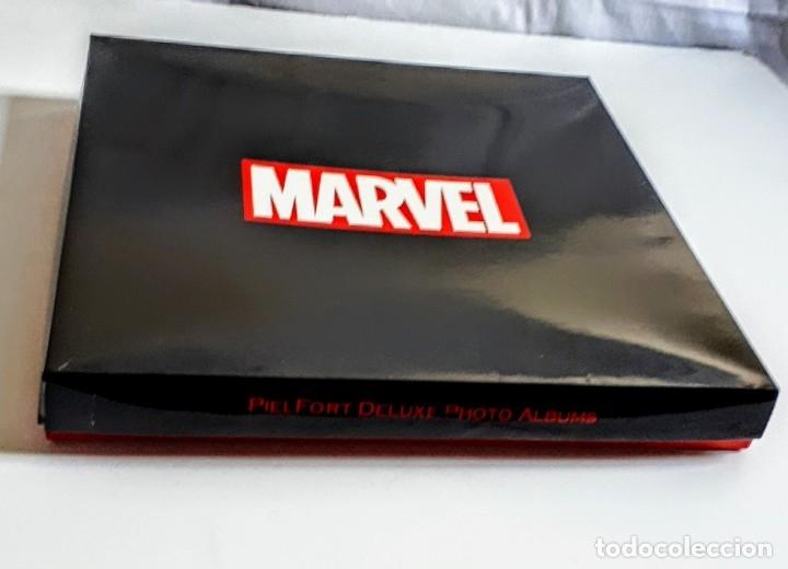 ÁLBUM DE LUXE FOTOS DE MARVEL (Tebeos y Comics - Panini - Marvel Comic)