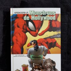 Cómics: SPIDERMAN. MONSTRUOS DE HOLLYWOOD. 100% MARVEL HC. Lote 182837531