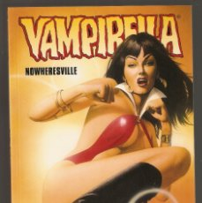 Comics : VAMPIRELLA - NOWHERESVILLE - MARK MILLAR / MIKE MAYHEW - . Lote 182909205