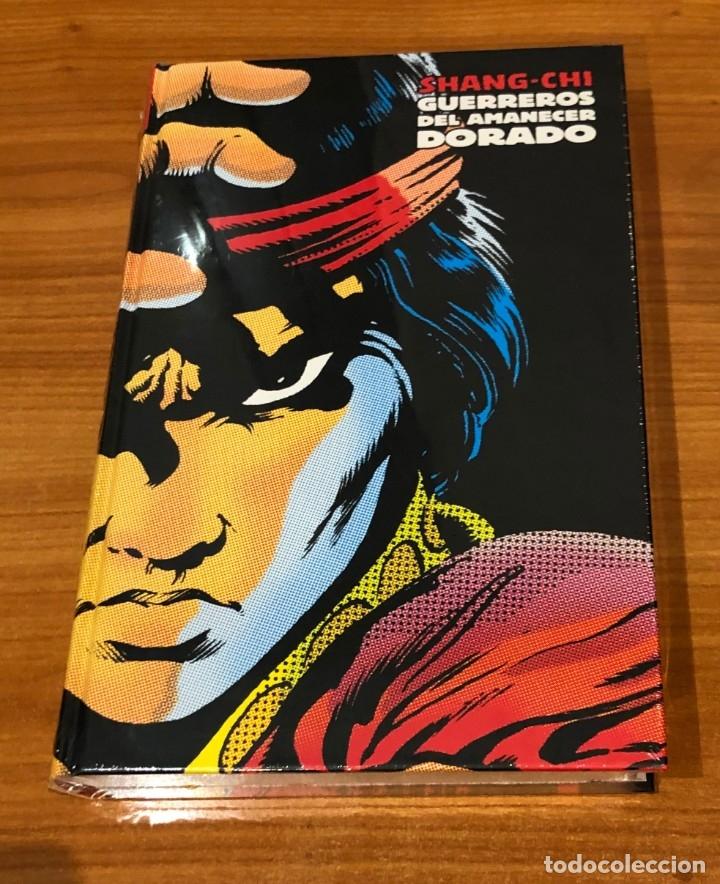 SHANG-CHI: GUERREROS DEL AMANECER DORADO (MARVEL LIMITED EDITION) (Tebeos y Comics - Panini - Marvel Comic)