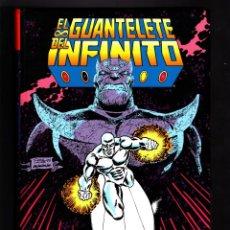 Comics: EL GUANTELETE DEL INFINITO. PROLOGO - PANINI / MARVEL COLECCIÓN JIM STARLIN 2 / TAPA DURA / THANOS. Lote 182987847