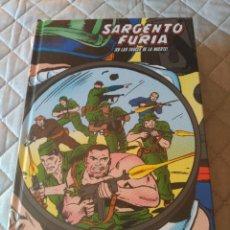 Cómics: MARVEL LIMITED EDITION TAPA DURA SARGENTO FURIA. Lote 182994152