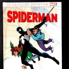 Cómics: SPIDERMAN LA SAGA DEL TRAJE NEGRO - PANINI SALVAT / MARVEL COLECCION DEFINITIVA 14 TAPA DURA. Lote 182998282