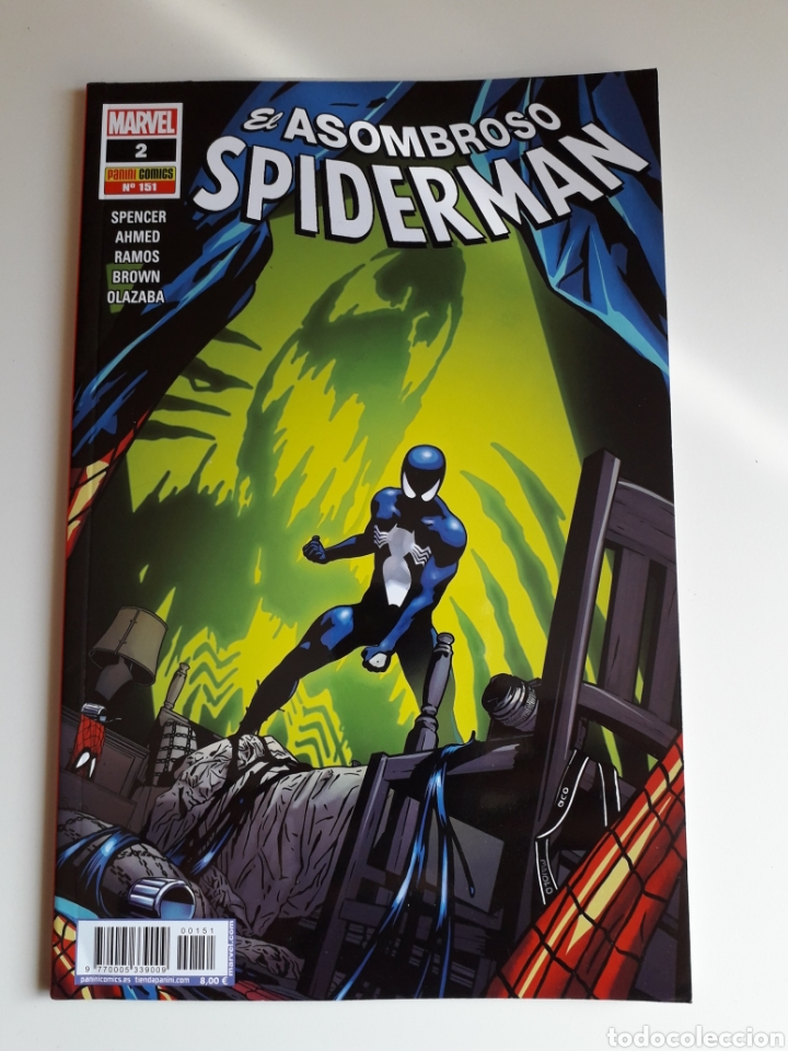 SPIDERMAN 151 PANINI (Tebeos y Comics - Panini - Marvel Comic)