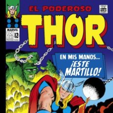 Cómics: EL PODEROSO THOR 2 : EN MIS MANOS ESTE MARTILLO - PANINI / MARVEL OMNI GOLD / TAPA DURA. Lote 183201566