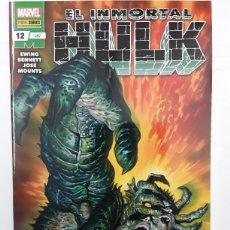 Cómics: EL INMORTAL HULK 87 / 12 (GRAPA) - EWING, BENNETT, JOSÉ, MOUNTS - PANINI / MARVEL. Lote 183365970