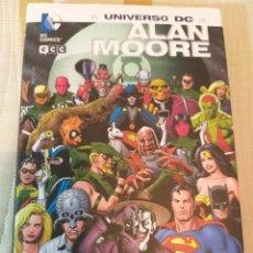 Comics : EL UNIVERSO DC DE ALAN MOORE TOMO ECC TAPA DURA SUPERMAN BATMAN, ANIMAL MAN...... Lote 183392336