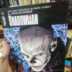 Cómics: SHADOWMAN. EL JUICIO DE DARQUE. Lote 183417800