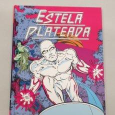 Cómics: ESTELA PLATEADA Nº 2 : TRIANGULO / 100 % MARVEL HC / PANINI. Lote 183424606