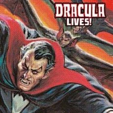 Cómics: DRACULA LIVES! (MARVEL LIMITED EDITION). Lote 183426060