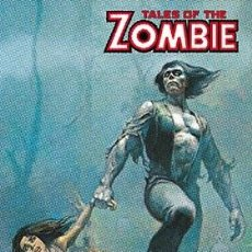 Cómics: TALES OF THE ZOMBIE (MARVEL LIMITED EDITION). Lote 183426348