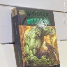 Cómics: MARVEL DELUXE PLANETA HULK INTEGRAL - PANINI - OFERTA. Lote 183426862