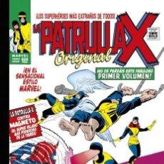 Cómics: LA PATRULLA-X ORIGINAL 1 : ORIGENES - PANINI / MARVEL OMNI GOLD / TAPA DURA. Lote 183463751