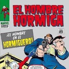 Cómics: EL HOMBRE HORMIGA - PANINI / MARVEL OMNI GOLD / TAPA DURA. Lote 183464735