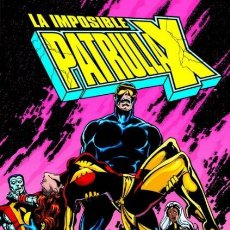 Cómics: LA IMPOSIBLE PATRULLA X LA SAGA DE FENIX OSCURA - PANINI - CARTONE - IMPECABLE - OFI15S. Lote 183566848