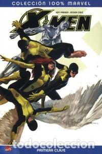 COL. 100 % MARVEL - X-MEN PRIMERA CLASE Nº 1 - PANINI - COMO NUEVO - OFI15T (Tebeos y Comics - Panini - Marvel Comic)