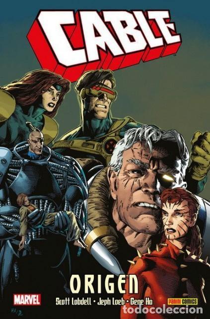 COL. 100 % MARVEL HC CABLE. ORIGEN - PANINI - CARTONE - IMPECABLE PRECINTADO - OFI15T (Tebeos y Comics - Panini - Marvel Comic)