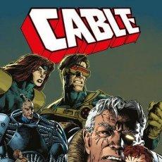 Cómics: COL. 100 % MARVEL HC CABLE. ORIGEN - PANINI - CARTONE - IMPECABLE PRECINTADO - OFI15T. Lote 183637550