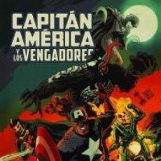 Cómics: COL. 100 % MARVEL HC CAPITAN AMERICA Y LOS VENGADORES - PANINI - CARTONE - IMPECABLE - OFI15T. Lote 183637821