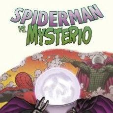 Cómics: COL. 100 % MARVEL HC SPIDERMAN VS. MISTERIO - PANINI - CARTONE - IMPECABLE - OFI15T. Lote 183643162